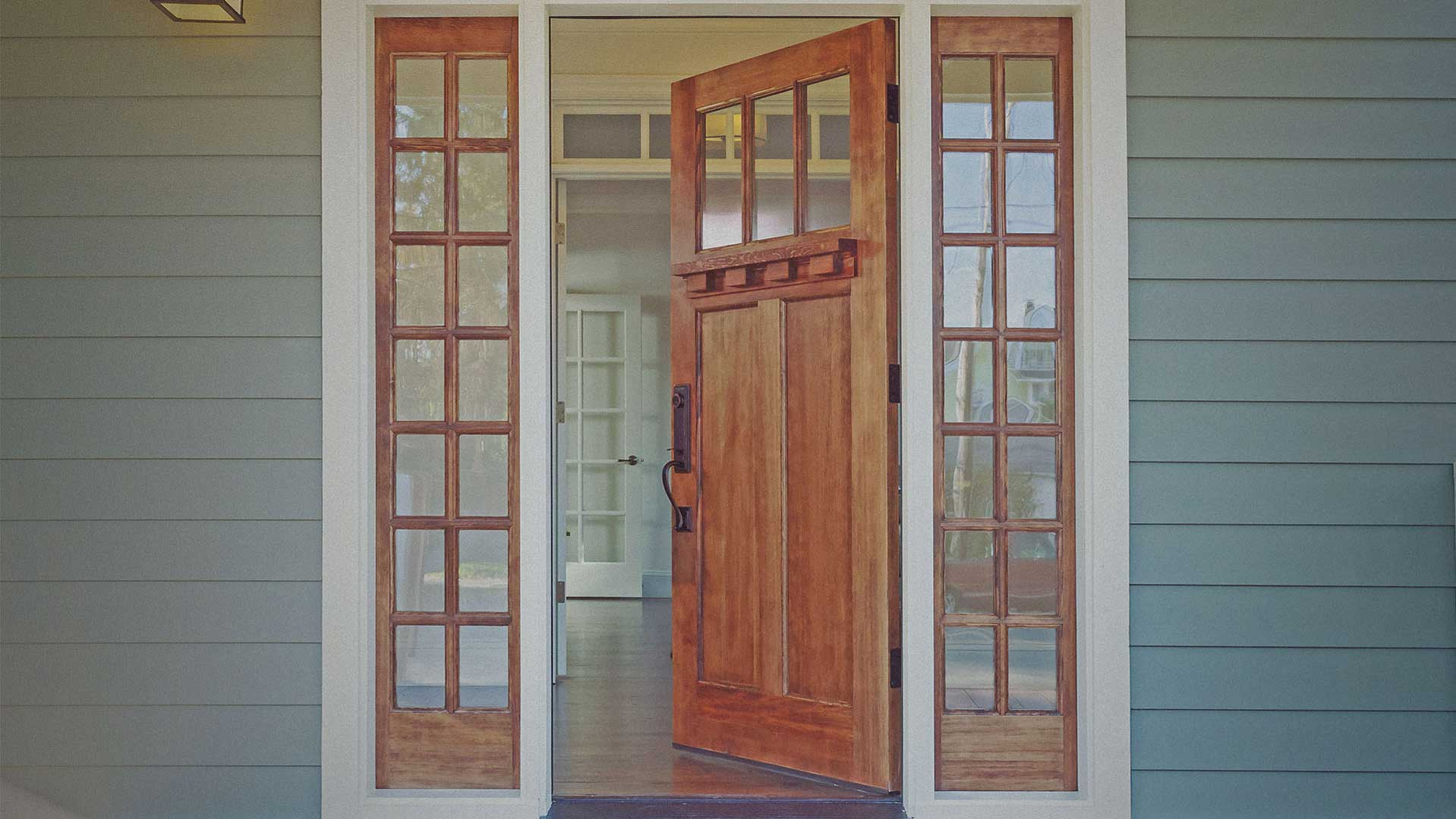 Front doors hardwood hardwood front door georgian style for Hardwood entrance doors